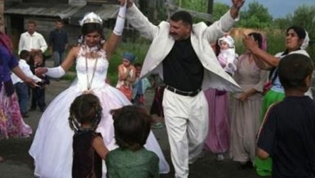 Свадебные обряды цыган