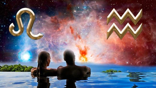 Лев и Водолей совместимость знаков зодиака