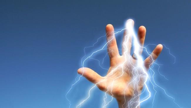 Сильная энергетика человека