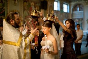 Венчание - приметы и обычаи