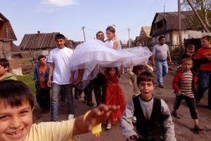 Как проходит свадьба у цыган