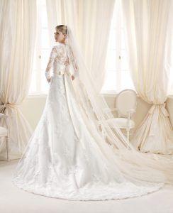 Приметы на платье при венчании