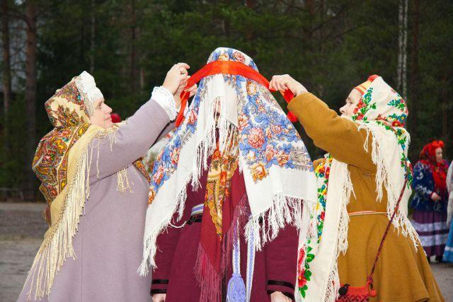 Ритуалы на Покров