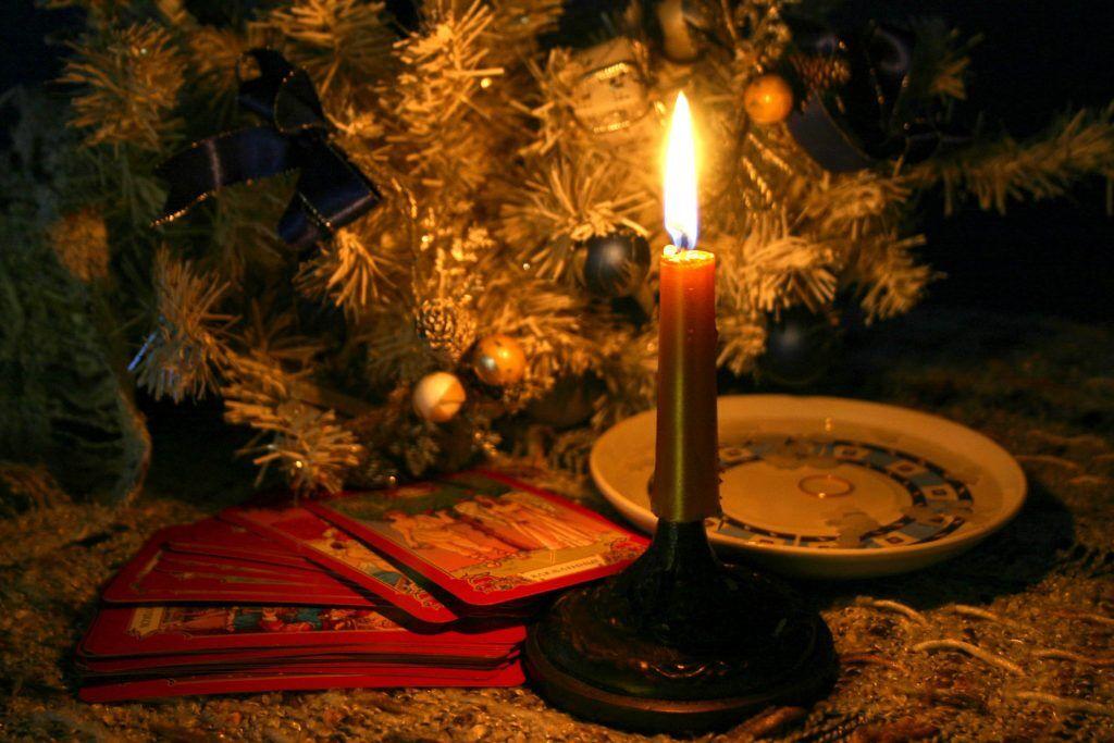 Ритуал в новогоднюю ночь
