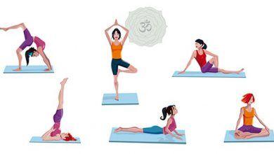 йога-позы