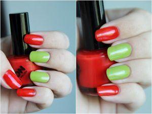 цвета ногтей