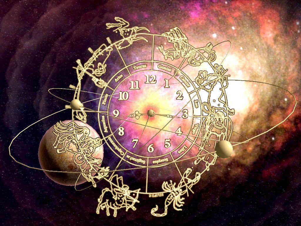 часы астрологии