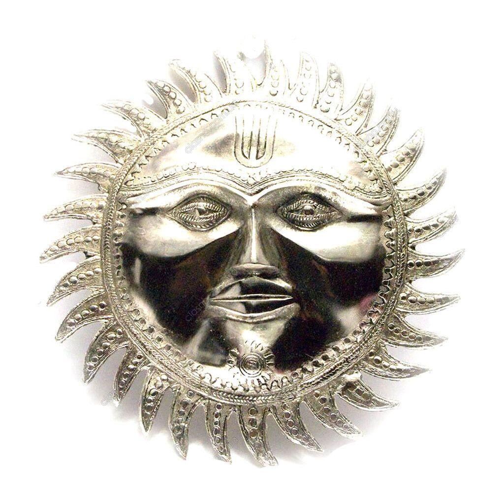 Славянский амулет Бог Солнца