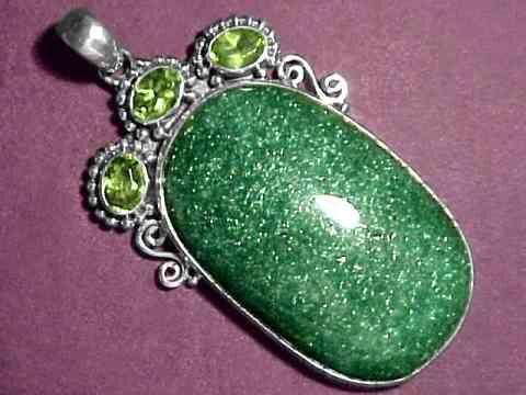 Зеленый авантюрин