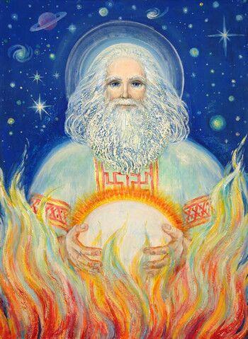 Сварог - главный славянский бог
