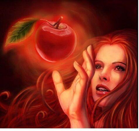 Заговоренное яблочко