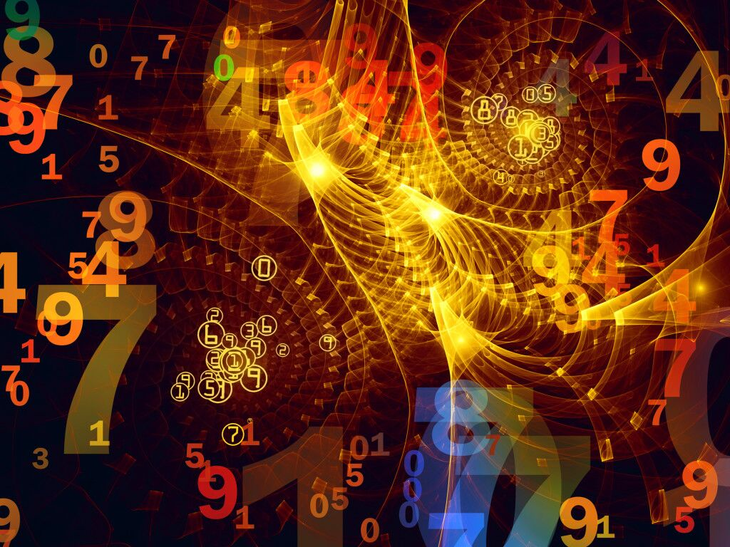 Магнетизм Вселенной и цифры