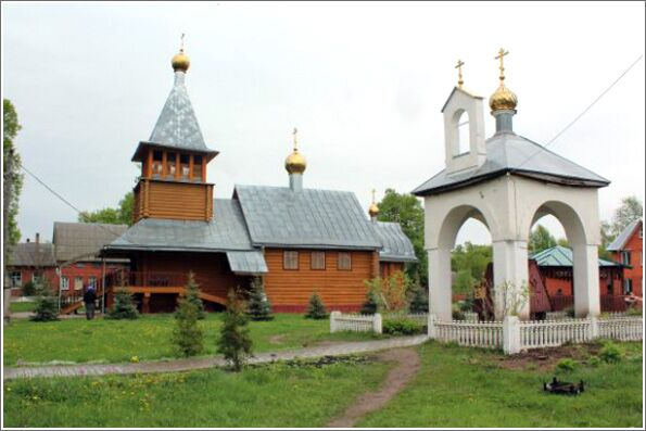 Тот самый монастырь