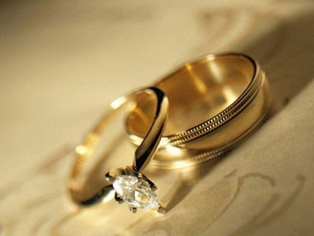 Обручальные кольца после развода