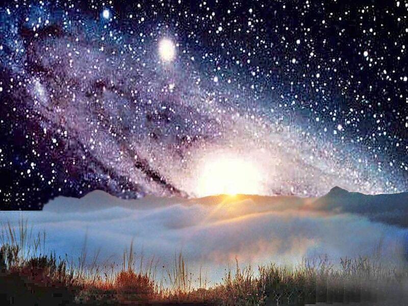 Звездный небосклон