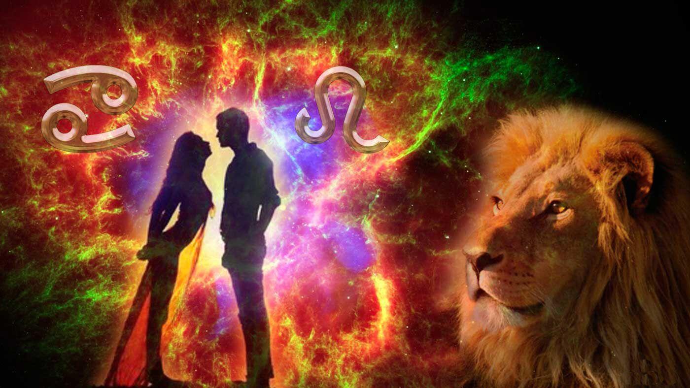 Лев и Рак