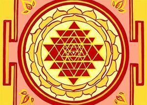 Шри Янтра - богатство и процветание