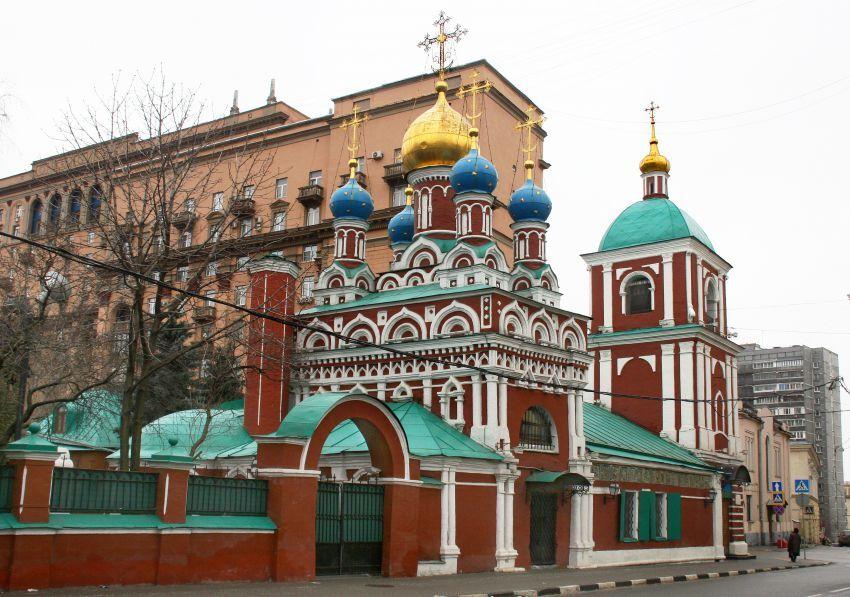 Успенский собор Болгарское подворье
