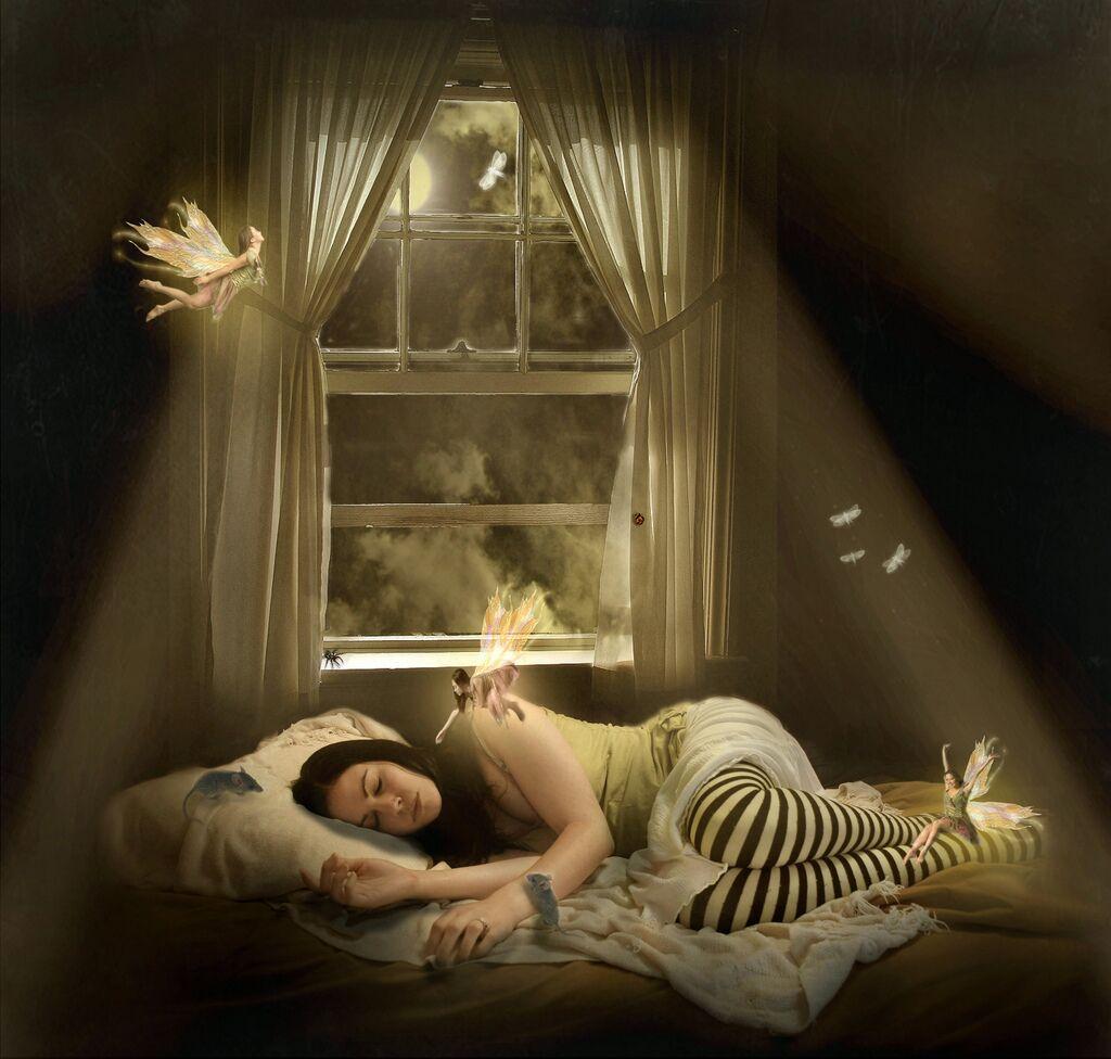 В ожидании вещего сна
