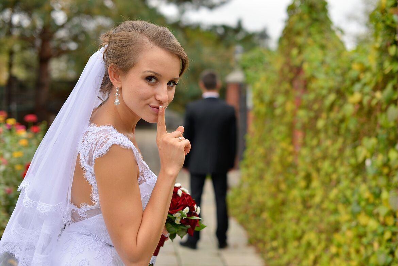 Существуют верные свадебные приметы