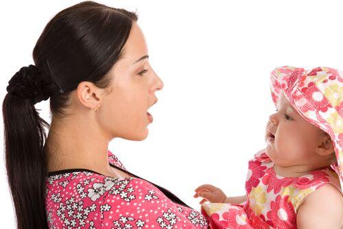 Заговариваем младенца дома