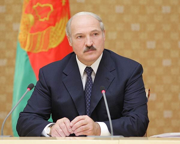 Александр Лукашенко - фото