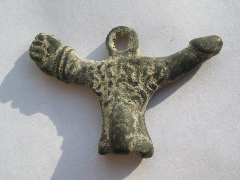 Амулеты в древности