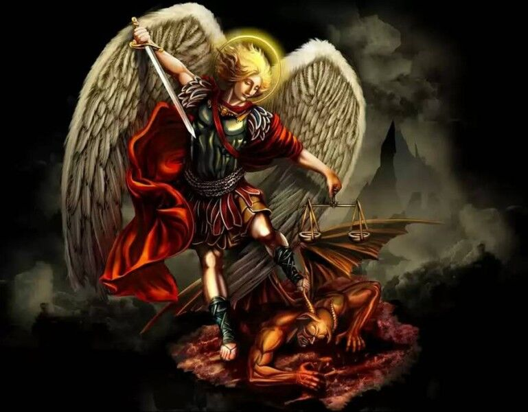 Архангел против злых сил