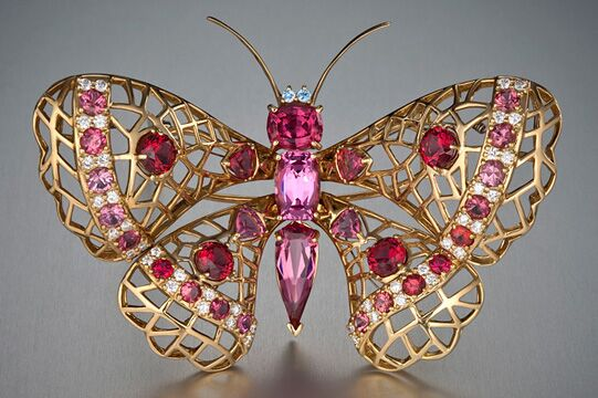 Бабочка Шпинель