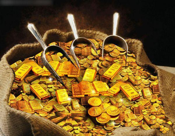 Богатство - символ успеха