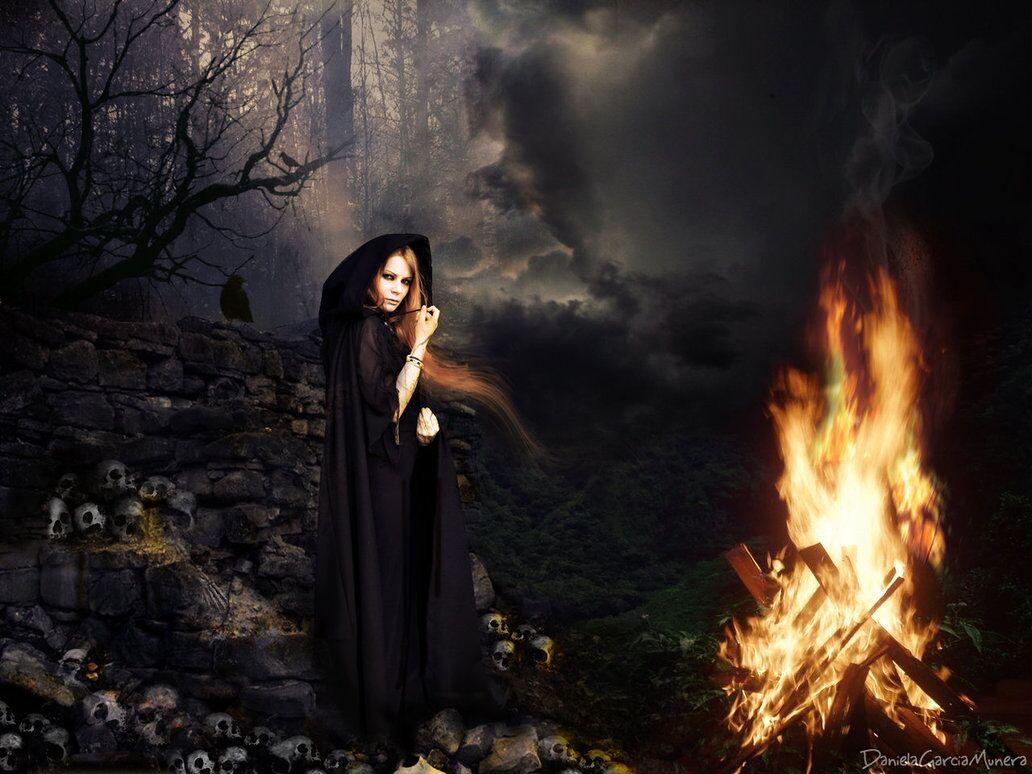 Черная любовная магия