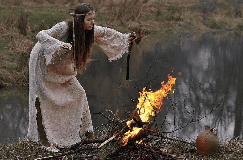 Деревенская магия