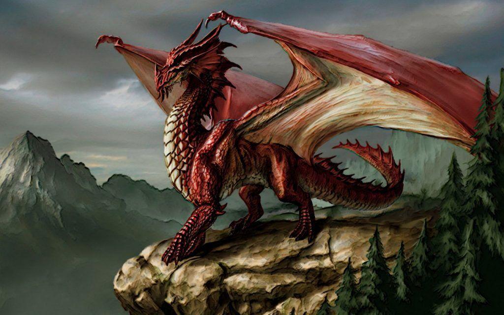 Дракон в мифологии