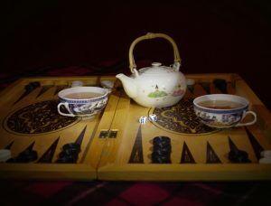 Гадание на чае значение фигур