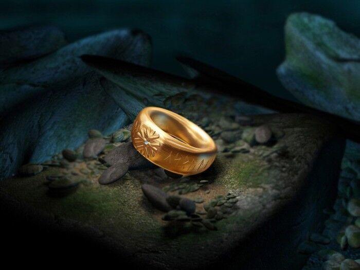 Гадание с кольцом