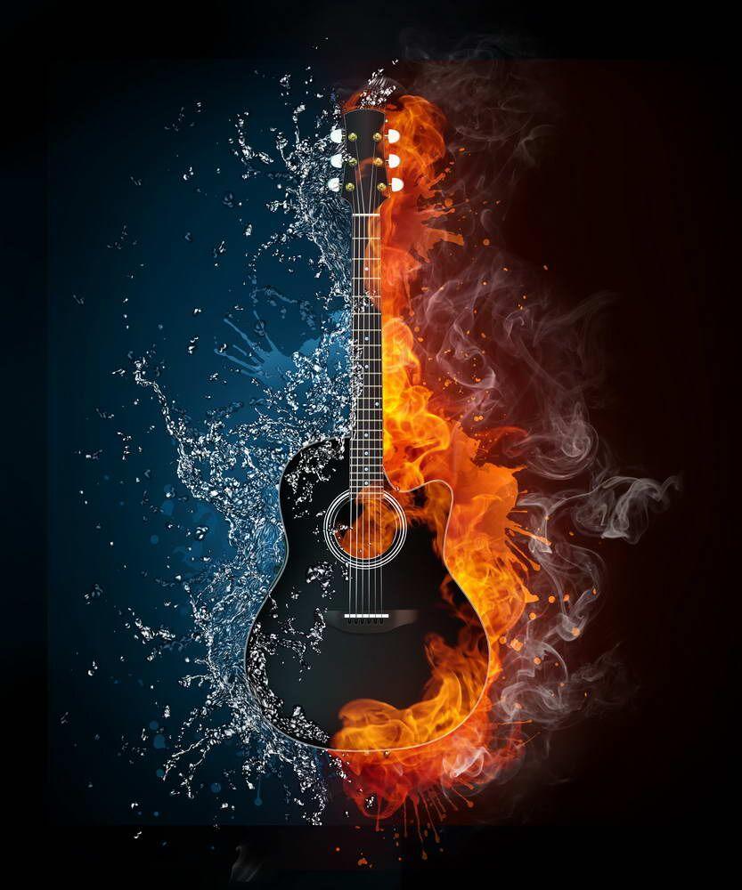 Гитара Инь-Янь