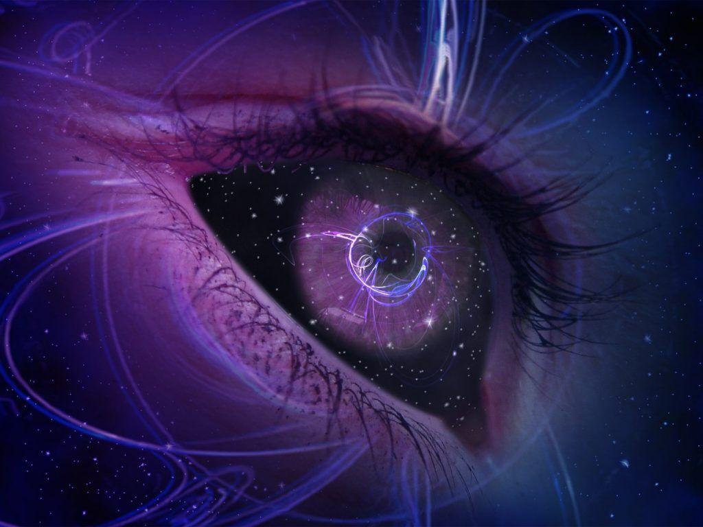 Глаз во вселенной