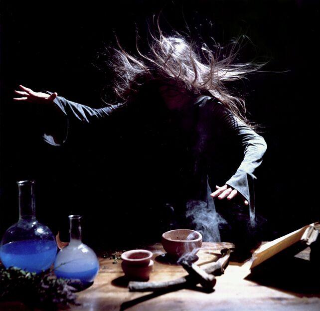 Изготовление ведьминой бутылки