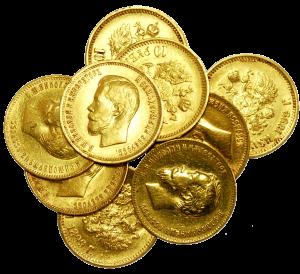Книга перемен на монетах