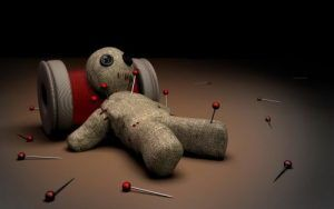 Кукла Вуду своими руками