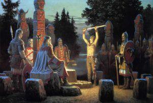 Культ языческих богов