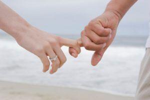 Линии брака на руке - значение