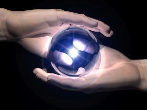 Магический шар предсказаний