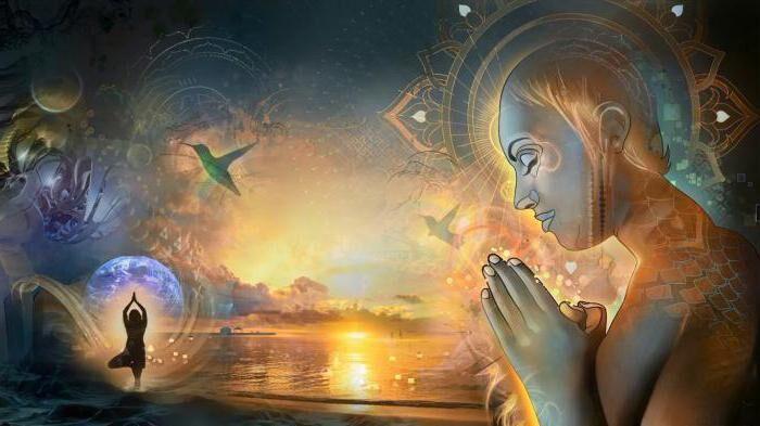 Молитва, чтобы восстановить энергию