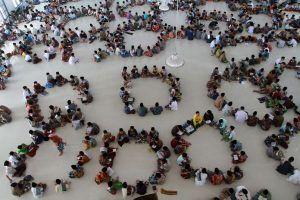 Мусульманская молитва от сглаза