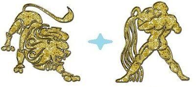 Водолей и Лев