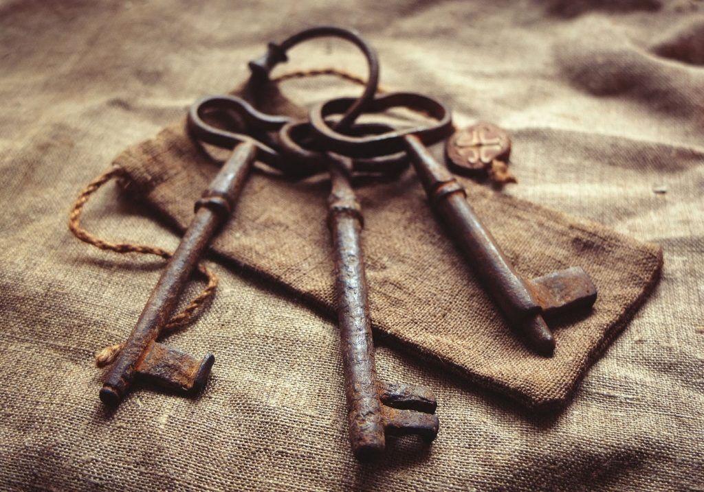 Найденный в амбаре ключ