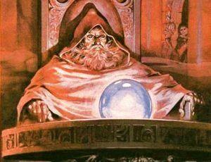 Оракул шар предсказаний