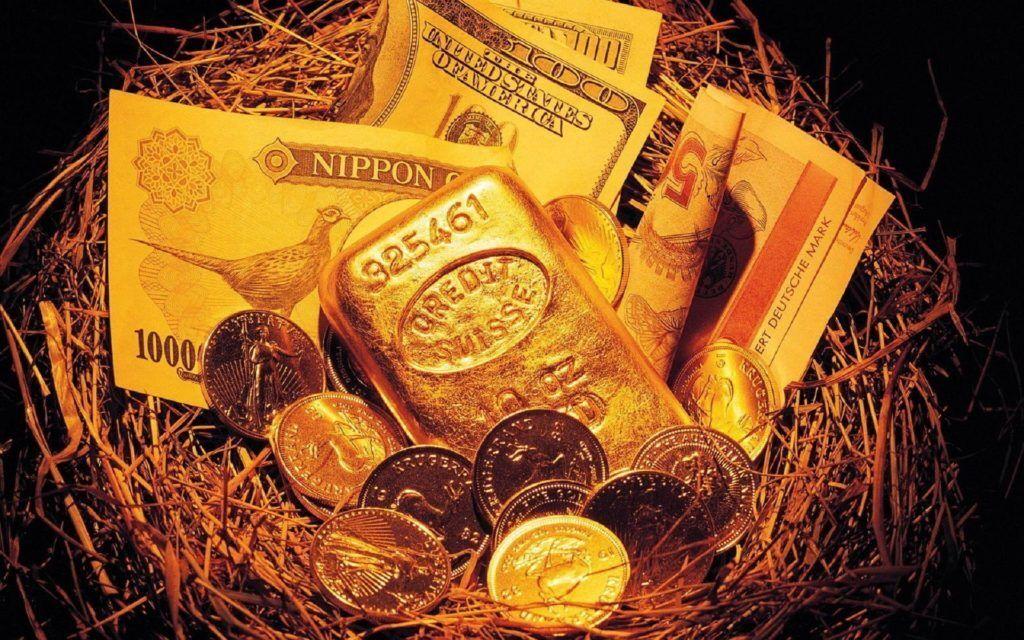 Ордынский амулет притягивает деньги