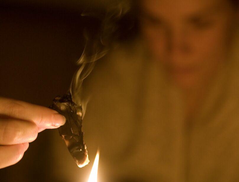Пепел
